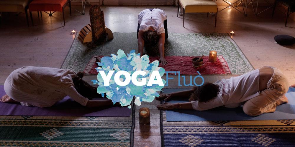 YOGA Fluò: lo yoga tra i colli