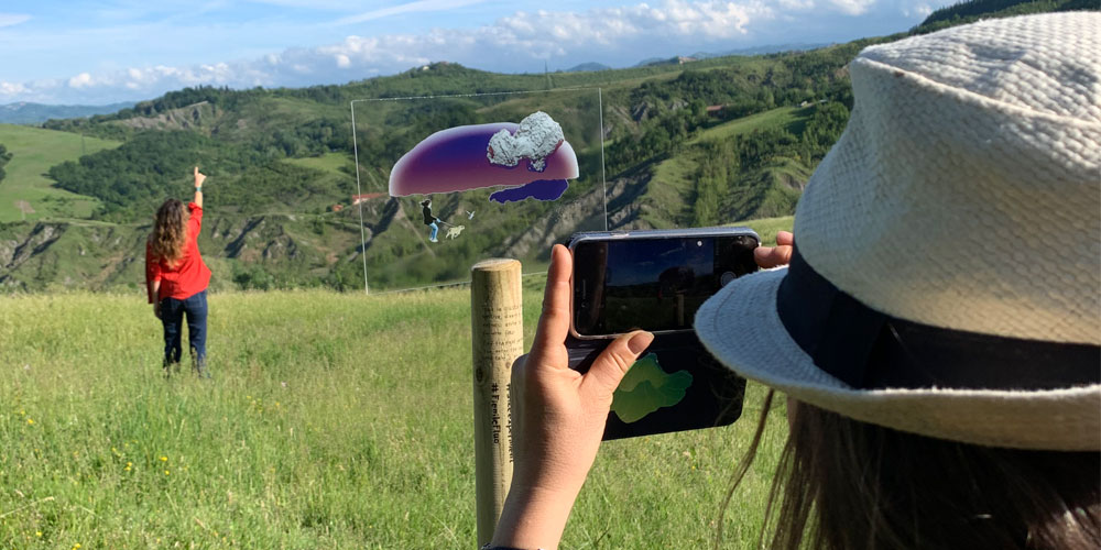 Size Experiment N. 1: i colli bolognesi diventano un paesaggio surreale