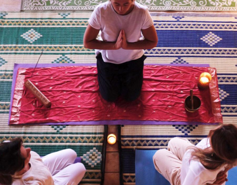 YOGA Fluò: il benessere dello Yoga nella tranquillità dei colli