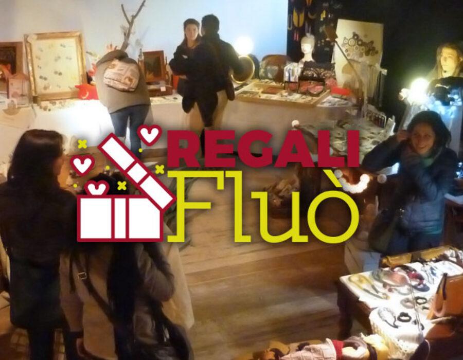 REGALI Fluò, il pop-up market di Fienile Fluò: scopri cosa troverai!