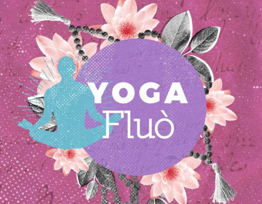 Yoga Fluò: il benessere è anche online!