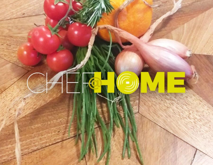 CHEF@HOME – Gli agretti dello chef Andrea Demaria