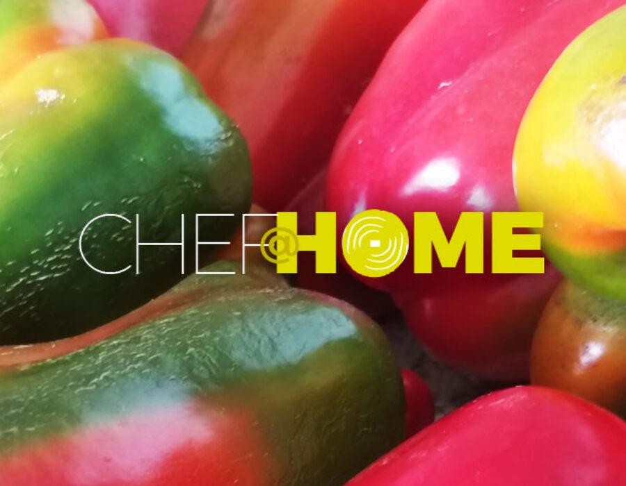 CHEF@HOME – I peperoni dello chef Andrea Demaria