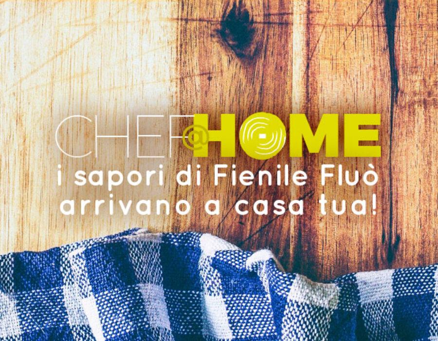 CHEF@HOME – i sapori di Fienile Fluò arrivano a casa tua