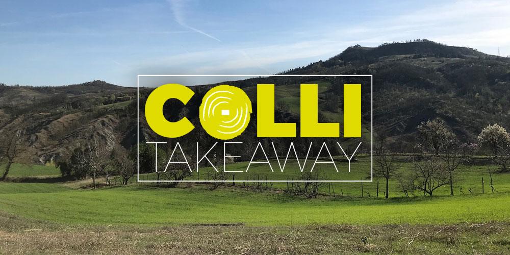 COLLI TAKEAWAY: un motivo in più per tornare a vivere i colli