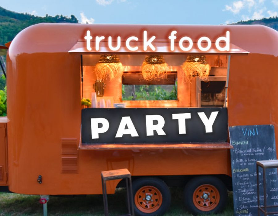 15 AGOSTO: TRUCK FOOD PARTY!